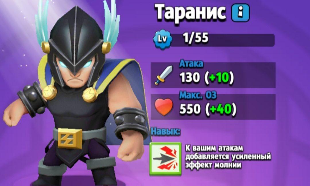 Таранис/Taranis